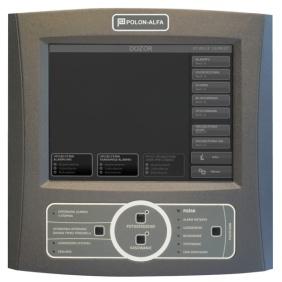 Moduł operatora (główny panel sterujący) Polon-Alfa PSO-60