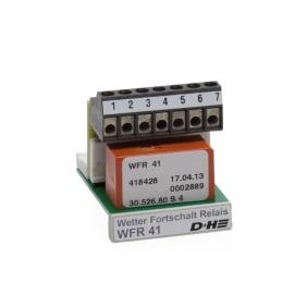 WFR 41 moduł przekaźnika sygnału pogodowego D+H