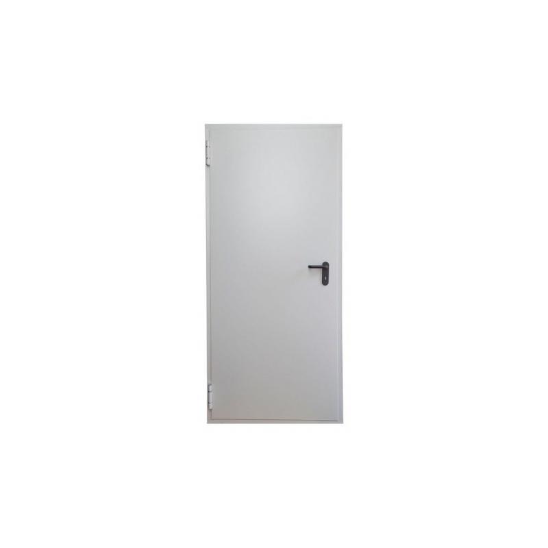 Drzwi stalowe ppoż dymoszczelne jednoskrzydłowe ENDOOR EIS60