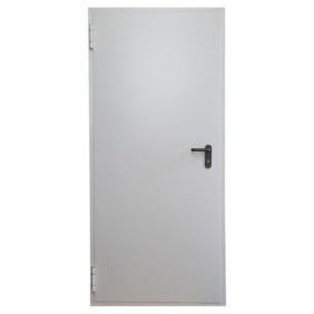 Drzwi stalowe ppoż dymoszczelne jednoskrzydłowe ENDOOR EIS120