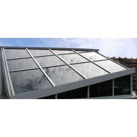 Świetlik dachowy szklany
