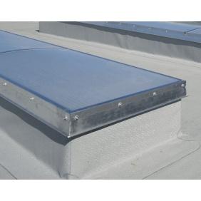 Świetlik dachowy płaski
