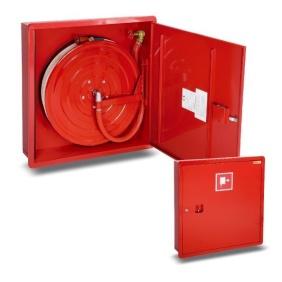 Hydrant wewnętrzny 25HP-780-B.30-180 wnękowy, smukły