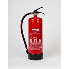 Gaśnica proszkowa GP-6 X ABC GAZ-TECH