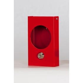 szafka na klucz ewakuacyjny metalowa