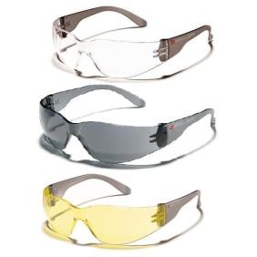Okulary ochronne Zekler 30 żółte HC (całe z poliweglanu) 3806-00502