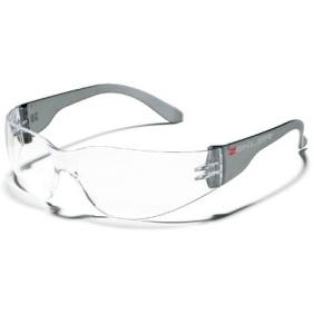 Okulary ochronne Zekler 30 bezbarwne HC (całe z poliweglanu)