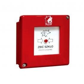 Ręczny ostrzegacz pożarowy ROP-A-D 3K 2Y PROMET