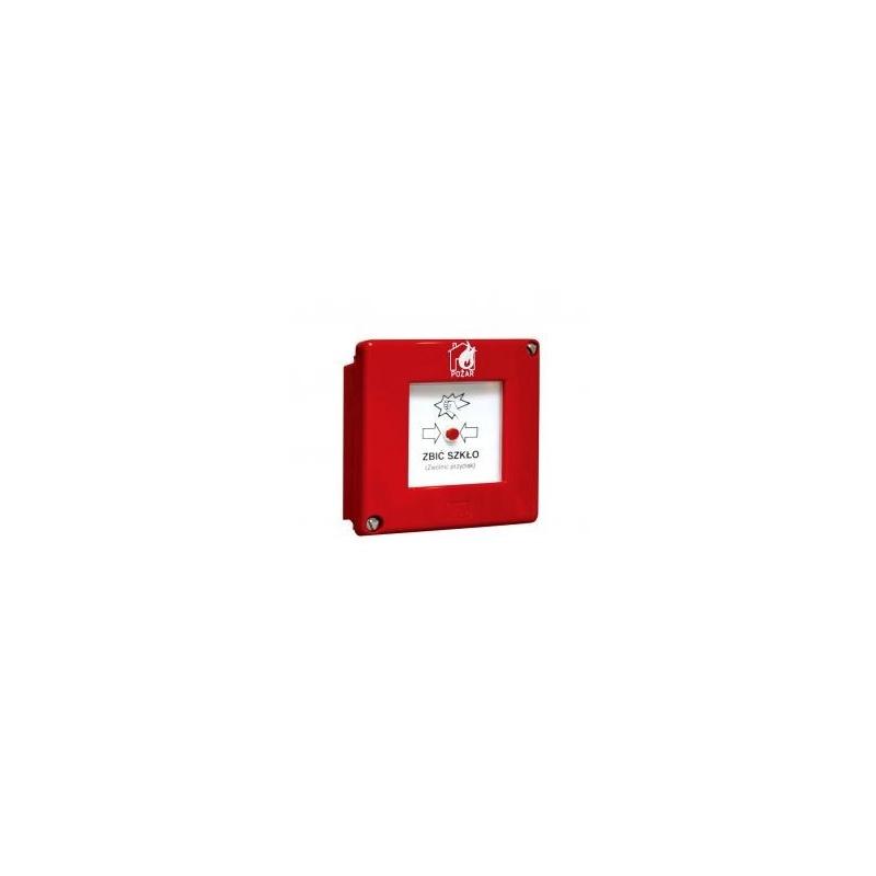 Ręczny ostrzegacz pożarowy ROP-A-D 3K 2Y